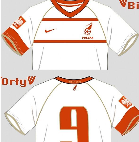 Poland home kit 1