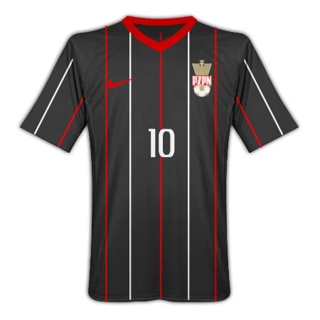 Poland nike third³