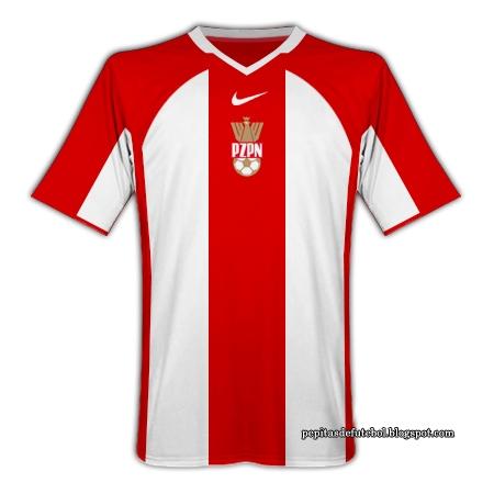 Poland by Nike