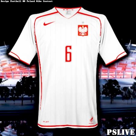 Poland NIKE Home