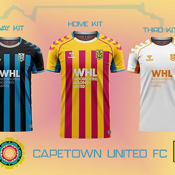Cape Town United concept