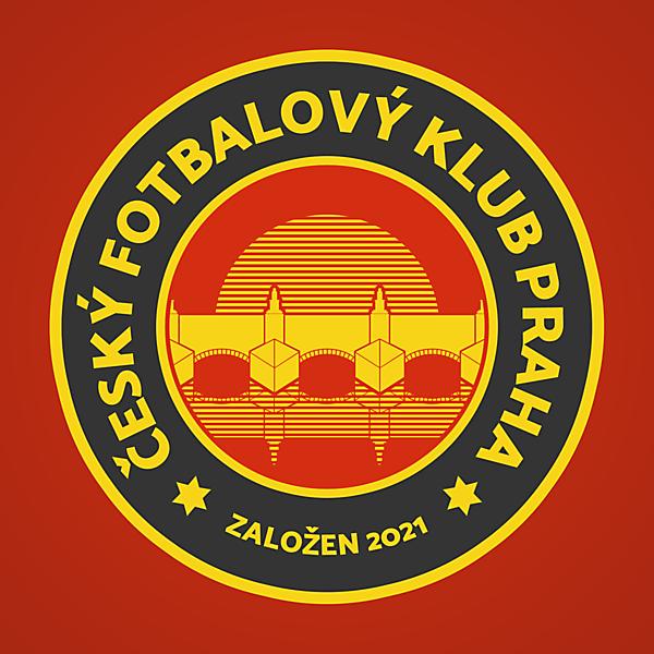 CFK Praha | Crest Design