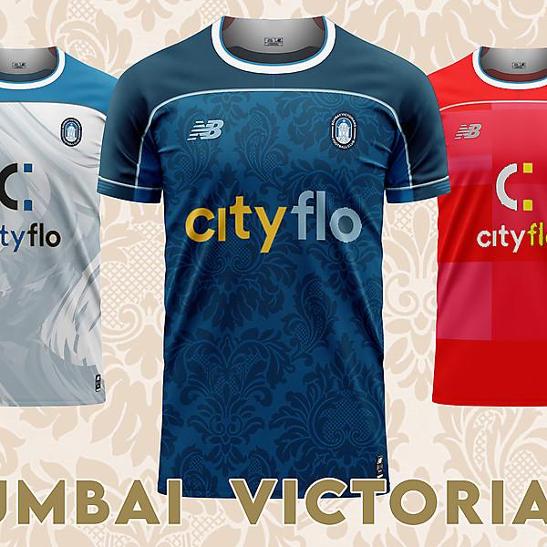 Mumbai Victorians concept kits