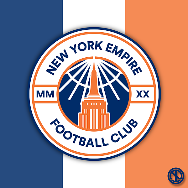 New York Empire | Crest Concept
