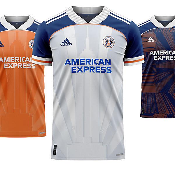 New York Empire FC concept