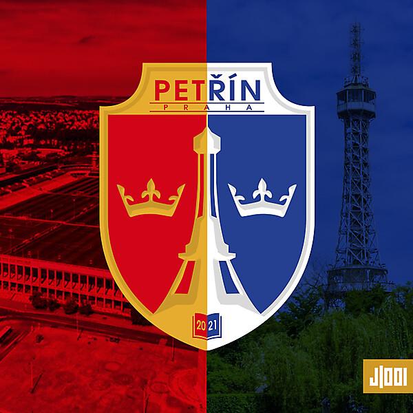 Sportovní Klub Petřín - Crest Concept