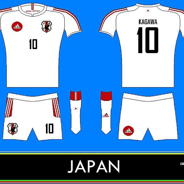 Japan Away