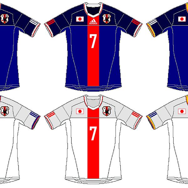 Japan Adidas V.2