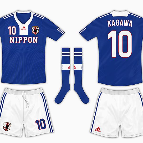 Japan Home Kit - Adidas