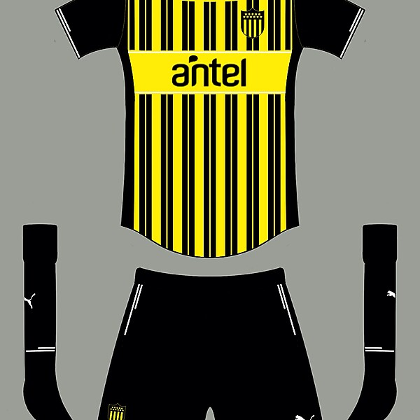 Club Atlético Peñarol home