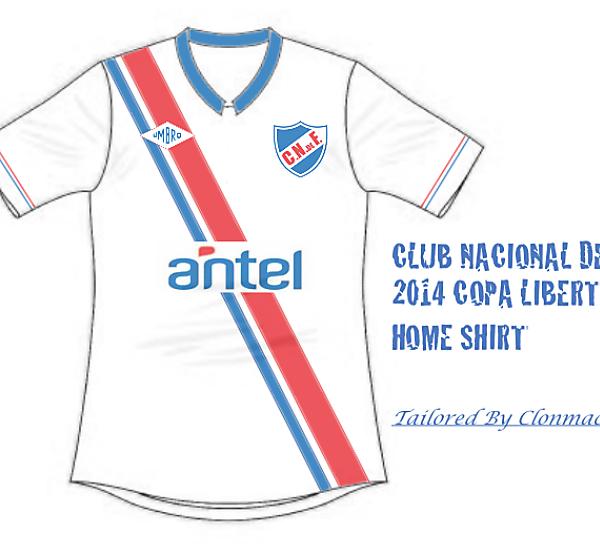 Club Nacional De Football Concept