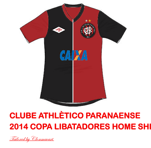 Clube Atlético Paranaense Concept