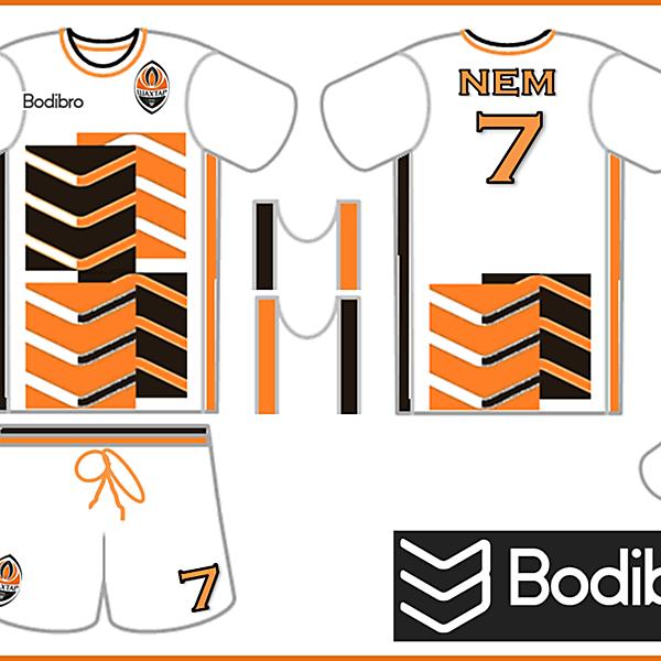 Bodibro - 4x4 Teamwear Template
