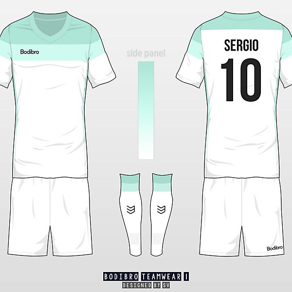 Bodibro 2015 - SV Teamwear I (W/G)