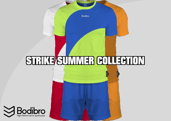 Bodibro STRIKE Teamwear