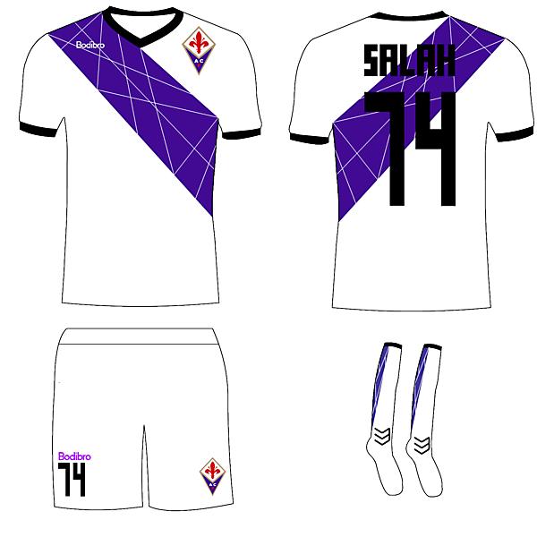 Fiorentina Away- Bodibro Hazard Template