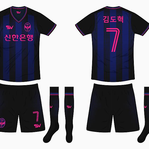 Incheon United Home Kit
