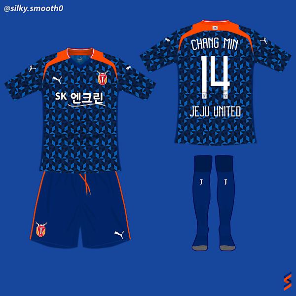 Jeju United Away Puma
