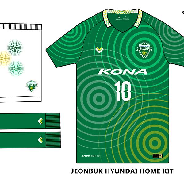 jeonbuk hyundai home kit