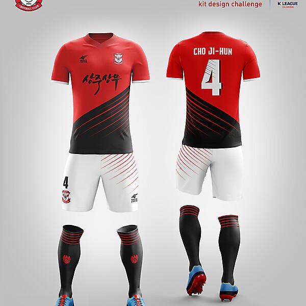 SANGJU CITY FC