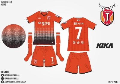 Jeju United (Home)