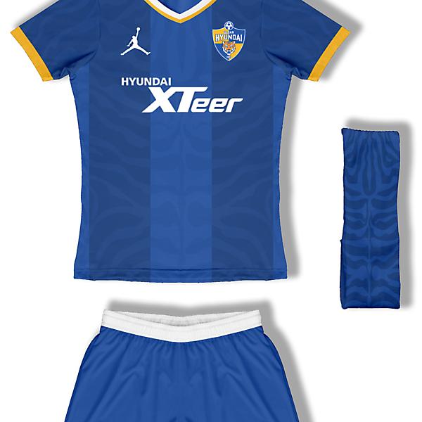 Ulsan Hyundai FC - Home Kit