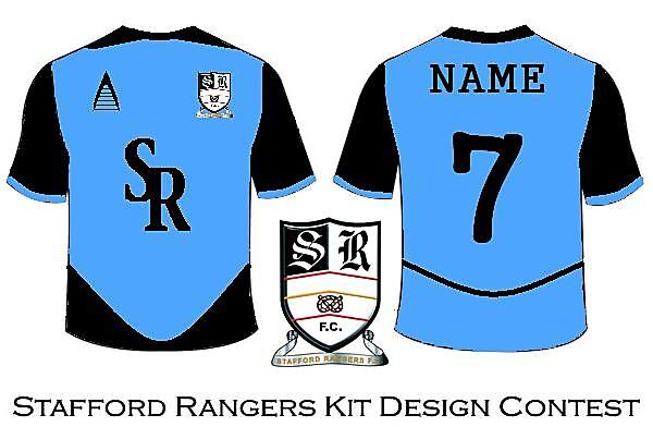 Stafford Rangers Away Shirt