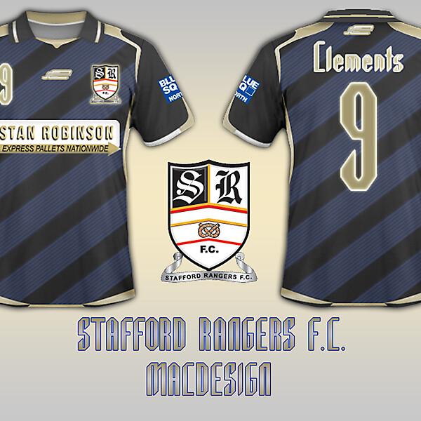 Stafford Rangers #1