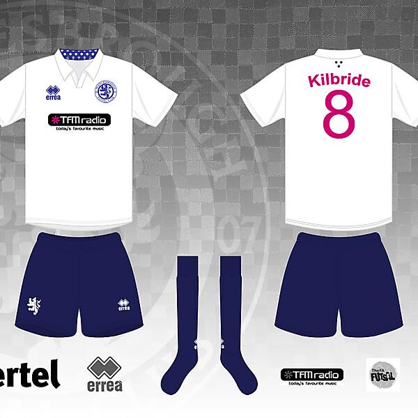 Middlesbrough Away Kit Version 6 by Morgan OBrien