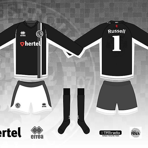 Middlesbrough Goal Keeper Kit Version 7 by Morgan OBrien
