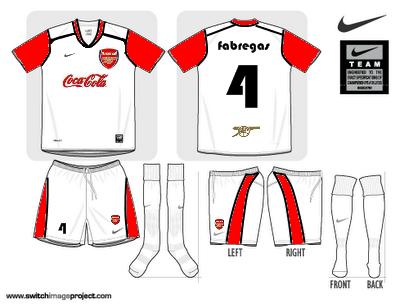 Arsenal Nike Shirt