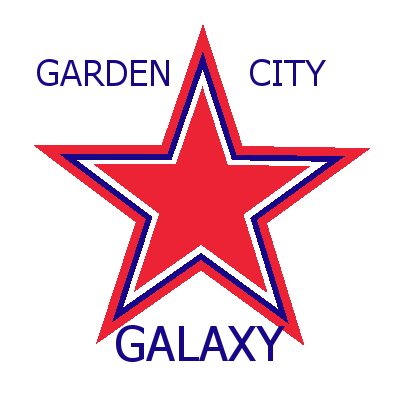 Garden City Galaxy FC Crest Competition