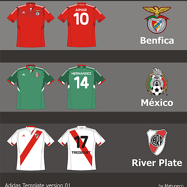 adidas New Template Competition (closed)