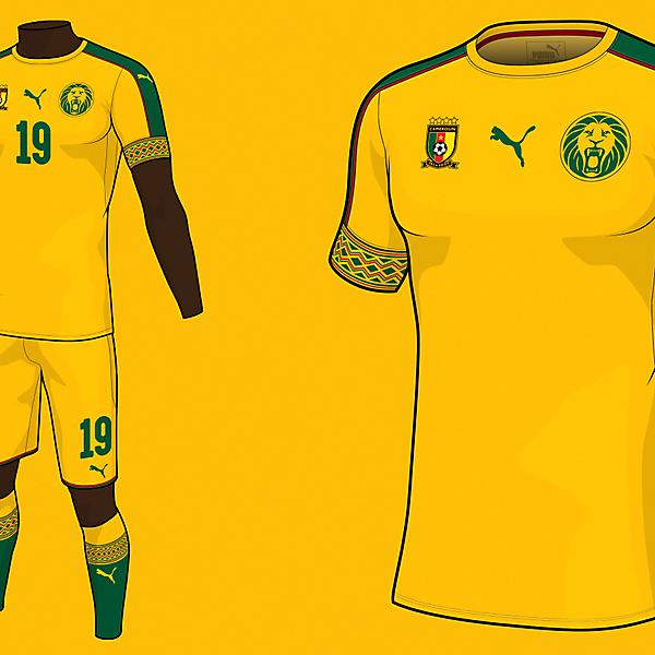 Cameroon Away Kit
