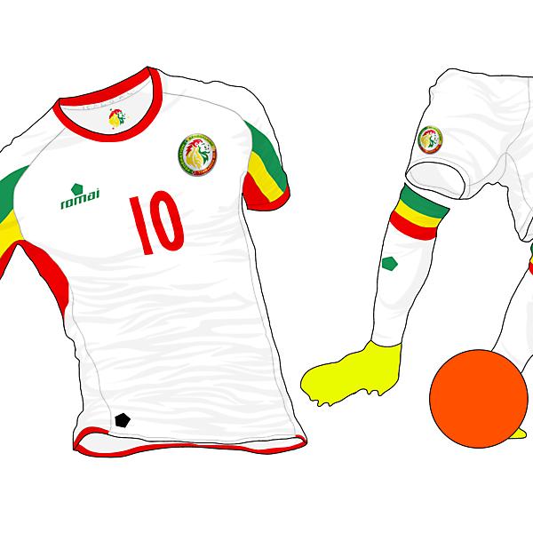 Senegal Home Kit