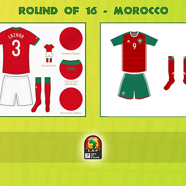 Voting - Morocco
