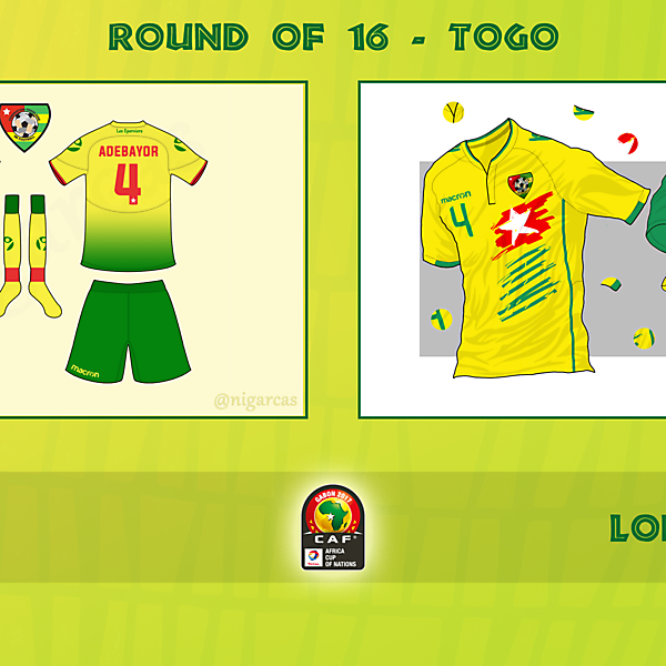 Voting - Togo