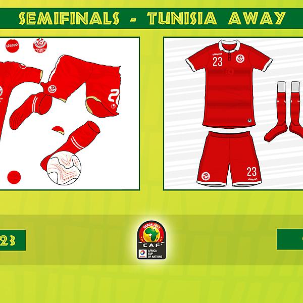 Voting - Tunisia Away