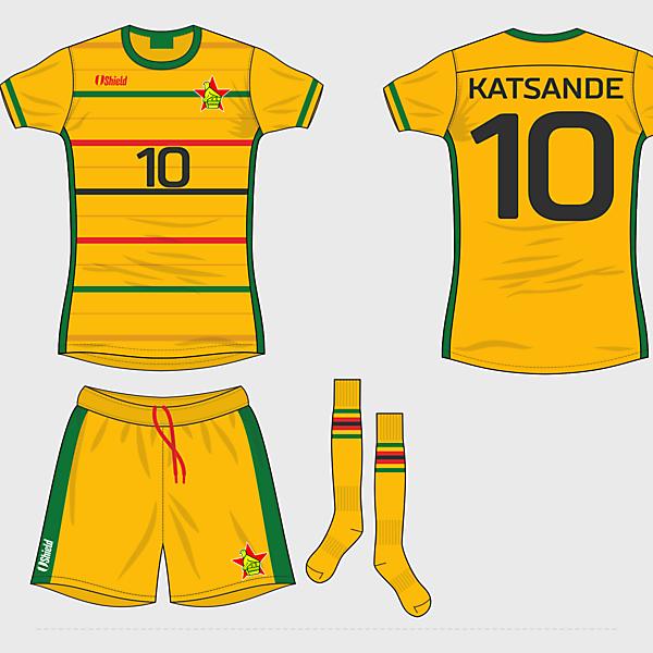 Zimbabwe NT - home kit