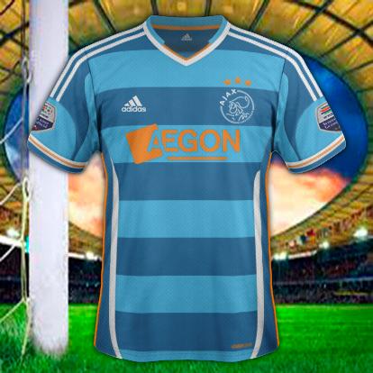 Ajax Amsterdam Away Adidas