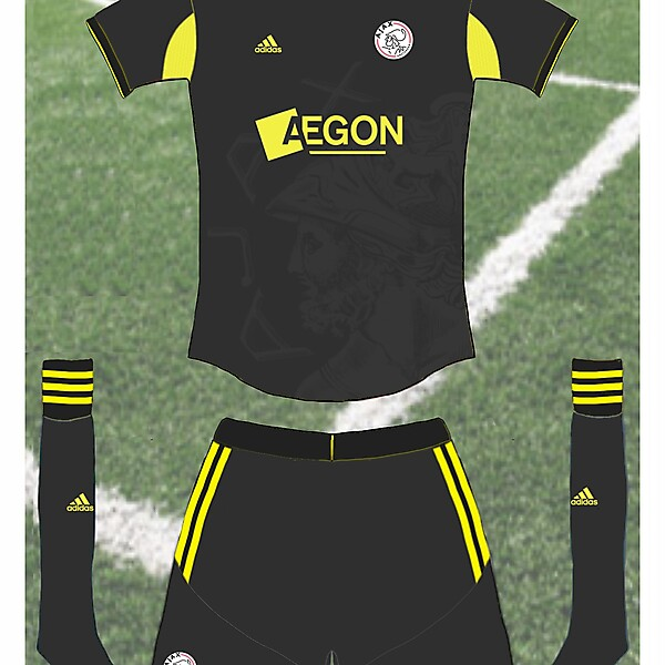 Ajax Amsterdam away kit design competition (Closed)
