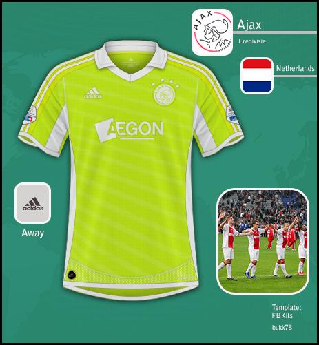 Ajax away (Adidas)