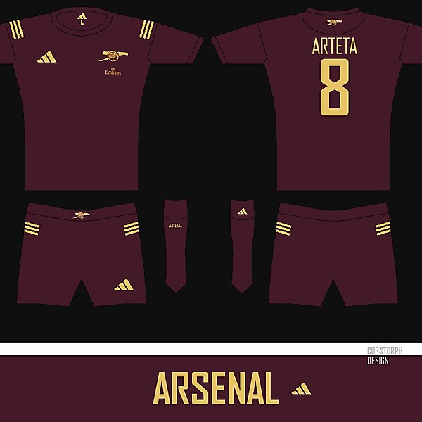 Arsenal Alternative 1