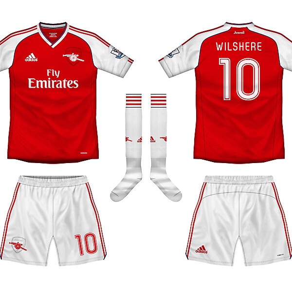 Arsenal Home