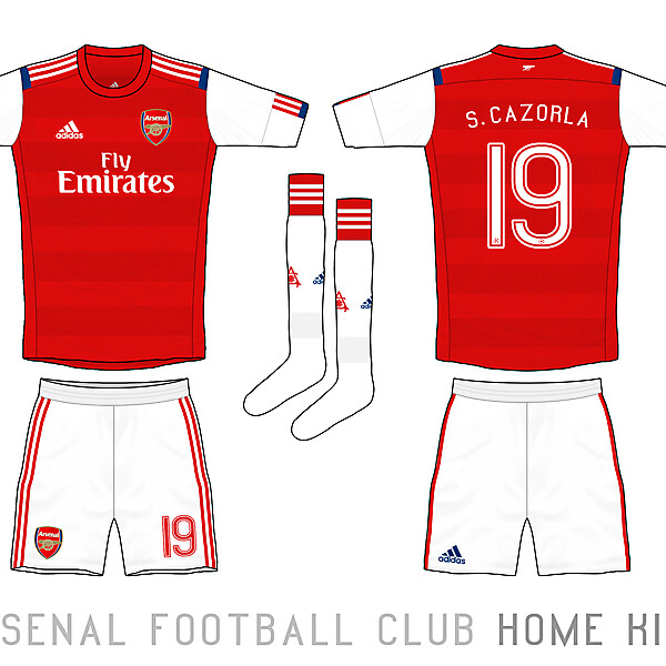 Arsenal adidas Kit Competition (closed)
