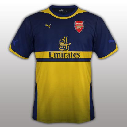 Arsenal Puma 2015-16 Football Kit Competition (closed)