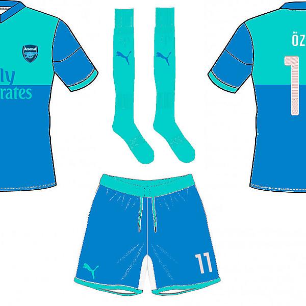 Arsenal Third Kit