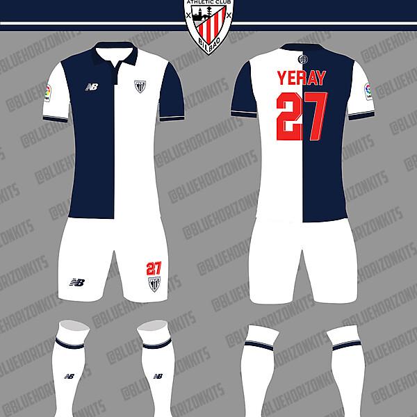 Athletic Bilbao Third Kit