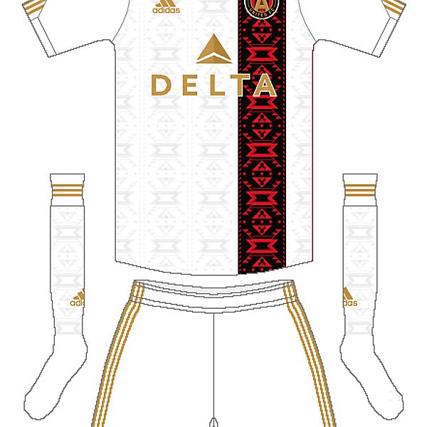 Atlanta Adidas Away V1