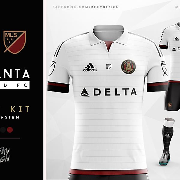 Atlanta United - Away V2